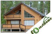 ForestHome - Деревянные и каркасные дома, бани, сауны, гаражи,  бытовки, мастерские.