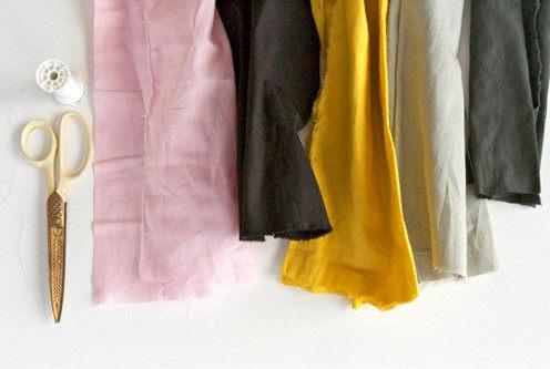 Плетение из полосок ткани своими руками