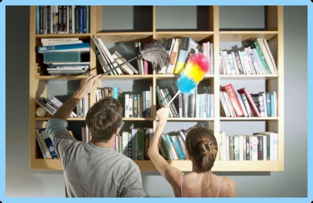 как быстро сделать уборку дома