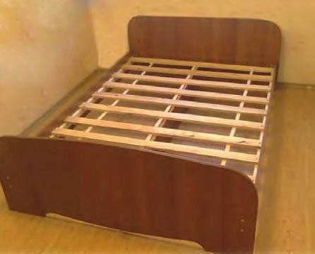 Как обновить кровать из дсп своими руками