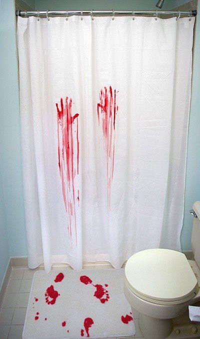 Штора в ванную своими руками видео
