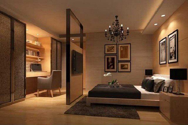 Гостиная 3 на 3 дизайн спальня