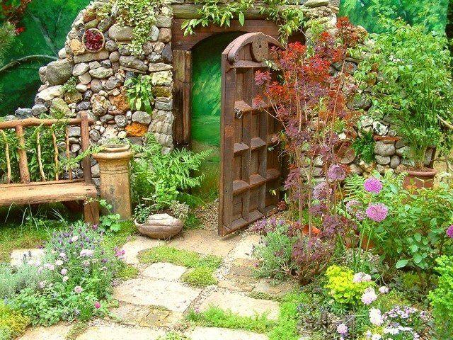 Маленькие хитрости в саду