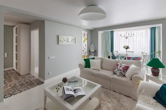 7 лучших квартир со  скандинавскими мотивами в  Минске: много воздуха, света и натурального дерева