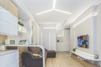 В гостях: четырехкомнатная квартира с «проходным» туалетом на Жасминовой