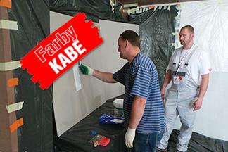 Обучаемся с Farby KABE!