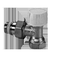 Запорная арматура Meibes Радиаторный клапан BP-HP DN 15 (123 810 1)