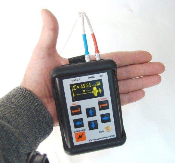 Толщиномер на андроид своими руками