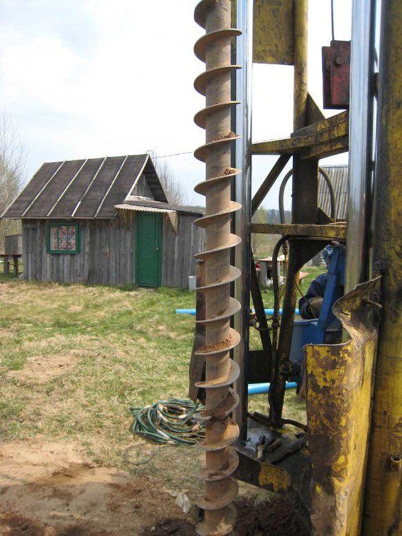 Промывка скважины своими руками фото 368