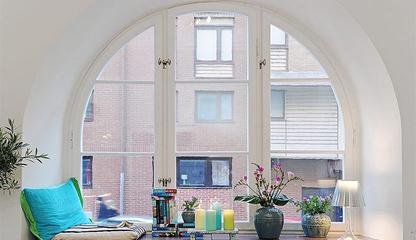 Как оформить нестандартные окна?