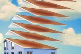 Металлочерепица Призма (Colorcoat Prisma ®) - Надежно как восемь крыш!