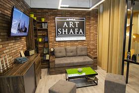 Искусство создавать новое: Открытие уникального салона «ARTSHAFA».