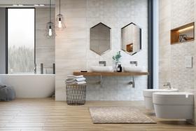 Бесплатный дизайн-проект ванной комнаты в магазинах DЕЛЮКС