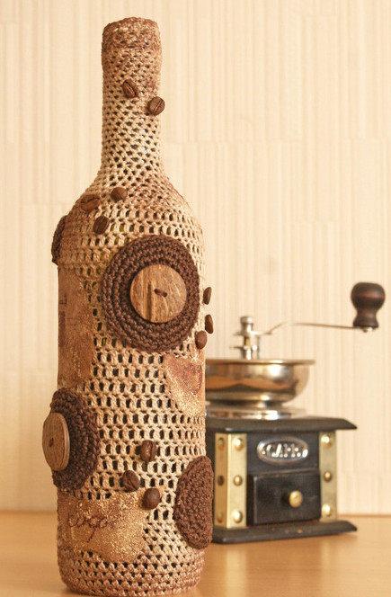 из чего можно сделать подставку для декоративной вазы