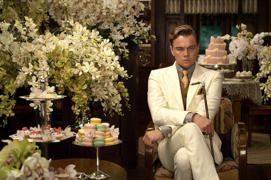 contrasts in the great gatsby