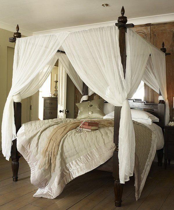 романтическая обстановка в спальне