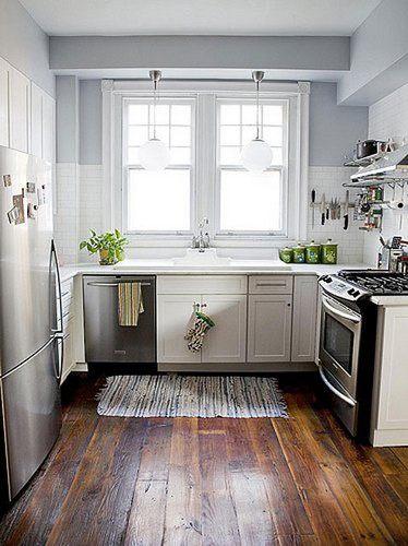 дизайн окна кухни