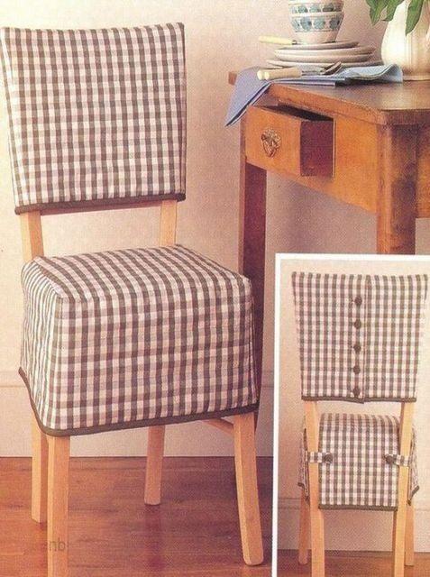 Чехол для старого стула своими руками фото 688