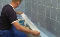 «Вода камень точит», или как правильно сделать гидроизоляцию в ванной