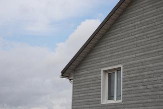 Как быстро отремонтировать фасад, заплатив 20 рублей заквадратный метр: новинка для владельцев частных домов