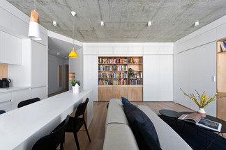 Квартира со скромным бюджетом на ремонт в Литве