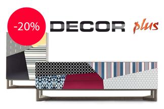 Скидка 20% на гостиные под заказ в интернет-магазине мебели «DECOR plus»