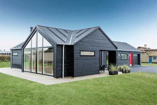 От скандинавского минимализма до брутального гранжа. Как фасадные панели способны преобразить внешний вид вашего дома