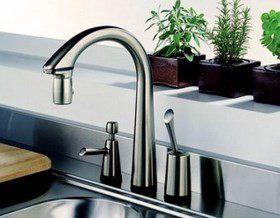 Выбираем кухонный смеситель: виды, характеристики, особенности