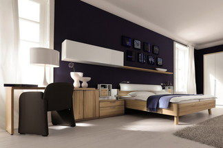 Интерьер как на  картинке: спальня в  стиле хай-тек