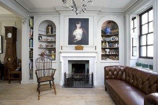Британский стиль и диван «Честер»: повторяем интерьер с  картинки