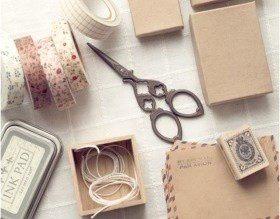 Как оформить подарок своими руками?