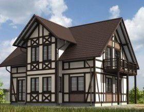 Дома в немецком стиле: особенности