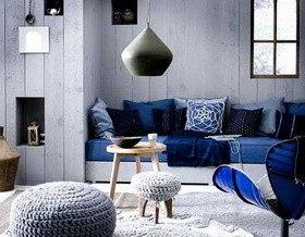 Встроенная мебель: 5 идей, 25 примеров