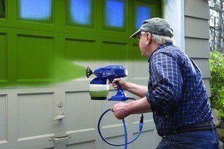 Как выбрать электрический краскопульт: советы по выбору
