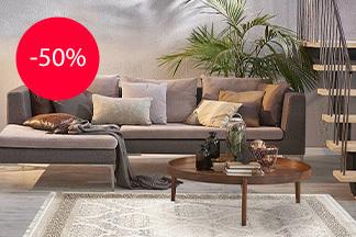 Большая весенняя распродажа в салоне ковров «PIERRE CARDIN» – 50% на весь ассортимент