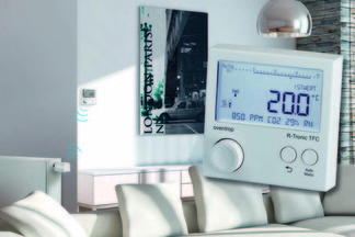 Комфорт и удобство. Почему стоит выбрать комнатный контроллер R‑Tronic?
