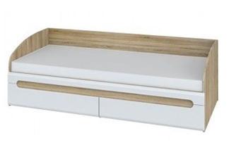 Детская кровать Мебель-Неман Леонардо МН-026-12
