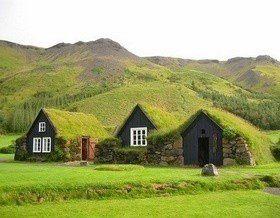 Дом с травяной крышей: взвесим все «за» и «против»