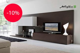 Минус 10% на мебель для спальни, детской и гостиной!