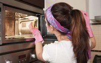 ТОП советов как отмыть микроволновую печь