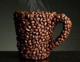 Кофейная тема: варианты декора