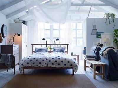 Вдохновляющие идеи: спальня