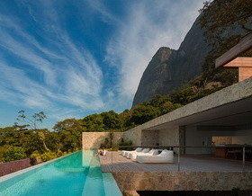 Дом знаменитости в Рио-де-Жанейро