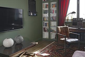 Интерьер двухкомнатной квартиры в Минске для молодой пары