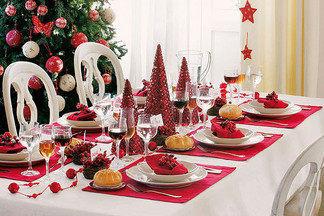 10 идей для сервировки новогоднего стола в год Огненной обезьяны