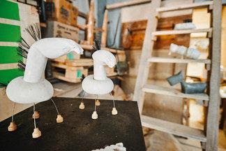 Репортаж с Workshop Market в  Минске: промышленный дизайн, доступные цены и  неформальное общение