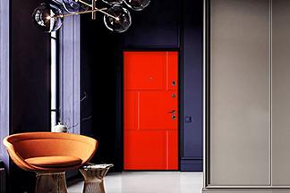 Новые дизайнерские коллекции входных дверей