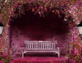 Как сделать садовую скамейку своими руками?
