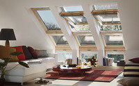 Нужны ли вашему дому мансардные окна?