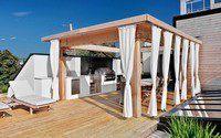 Делаем террасу на даче: просто, красиво и оригинально